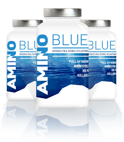 Sea cucumber nutritional supplement - Aminoblue